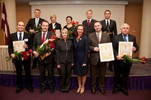 Efektīvas pārvaldības gada balva